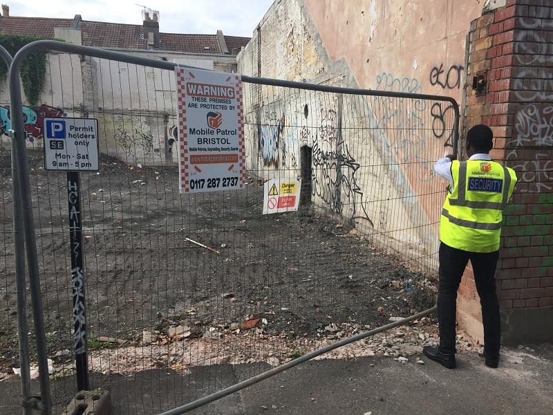 Mobile Patrol Security Bristol